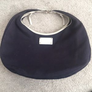 Kate Spade Canvas hobo style (15 yrs old)